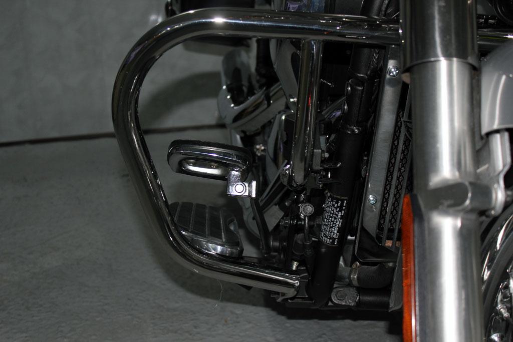 Дуги Kawasaki Vulkan, Контакт з платформою.